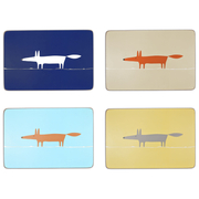 Scion Mr Fox Place Mats - Set of 4