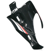 ITM Estrel 3K Carbon Bottle Cage - Black