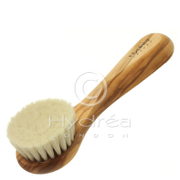 Hydrea London Olive Wood Soft Facial Brush