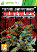Teenage Mutant Ninja Turtles - Mutants in Manhattan