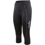 Nalini Women's Lenta 3/4 Shorts - Black