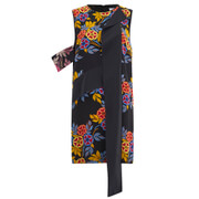 MSGM Women's Floral Dress - Multi