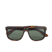 Selected Homme Men's Alberto Clubmaster Sunglasses - Tortoise Shell