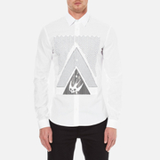 McQ Alexander McQueen Men's Googe Shirt - Optic White