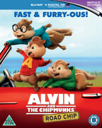 Alvin and the Chipmunks - Roadchip
