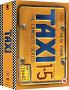 Taxi - The Complete Series