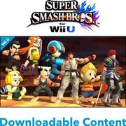 Super Smash Bros. for Wii U - Collection No.2 DLC