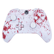 Xbox One Wireless Custom Controller - White Splatter Edition