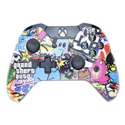 Xbox One Wireless Custom Controller - Retro Bomb