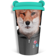 Coffee Crew Fox Travel Mug