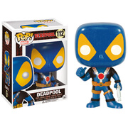 Marvel Deadpool Thumbs Up Blue X-Men Exclusive Pop! Vinyl Figure