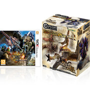 Monster Hunter 4 Ultimate + Monster Hunter Figures Plus Vol.1