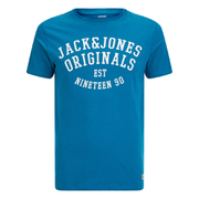 Jack & Jones Men's Seek T-Shirt - Mykonos