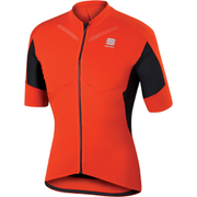 Sportful R&D Short Sleeve Jersey - Red/Black
