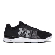 Under Armour Men's Micro G Speed Swift Running Shoes - Black/White