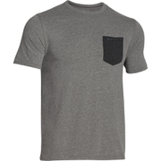 Under Armour Men's Tri-Blend Pocket T-Shirt - Grey