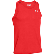 Under Armour Men's Streaker Run Singlet - Red