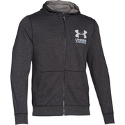 Under Armour Men's Tri-Blend Fleece Hoody - Black