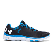 Under Armour Men's Micro G Limitless Training Shoes - Black/Blue/White