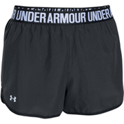 Under Armour Women's Perfect Pace Shorts - Anthracite