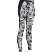 Under Armour Women's Mirror Printed Leggings - Black/White
