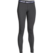 Under Armour Women's Favourite Wordmark Leggings- Grey