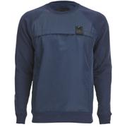 4Bidden Men's Enforce Crew Neck Sweatshirt - Navy