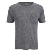 Smith & Jones Men's Caryatid Nep T-Shirt - Black