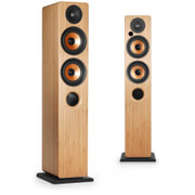 Steljes Audio NS6 Tower Speaker - Bamboo