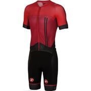 Castelli Sanremo 3.2 Speed Suit - Red/Black