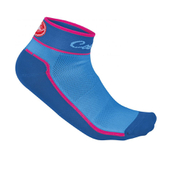 Castelli Women's Impalpabile Socks - Blue