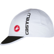 Castelli Free Cycling Cap - White/Black