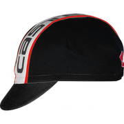 Castelli Meta Cycling Cap - Black/White