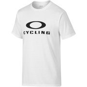 Oakley Cycling T-Shirt - White