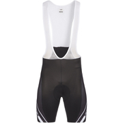 Look Pro Team Bib Shorts - White/Black
