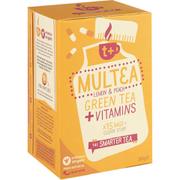 t+ Multea - Lemon and Peach Flavoured Tea