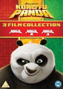 Kung Fu Panda 1-3 Box Set