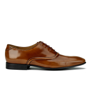 Paul Smith Shoes Men's Starling Leather Oxford Shoes - Tan Hobar High Shine