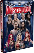 WWE: Wrestlemania 32 (Limited Edition Steelbook)