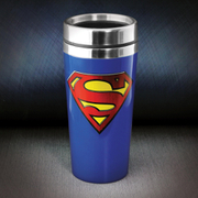 DC Comics Superman Travel Mug