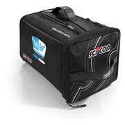 Scicon Race Rain Kit Bag - Black - Team Fundacion Alberto Contador Edition - New