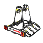 Buzz Rack Buzz Quattro Tilting 4 Bike Carrier - Black