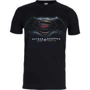 DC Comics Batman v Superman Dawn of Justice Herren T-Shirt - Schwarz