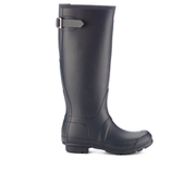 Hunter Women's Original Back Adjustable Wellies - Navy