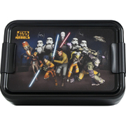 Star Wars Rebels Lunch Box - Black
