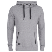 Threadbare Men's Lisbon Hoody - Light Grey