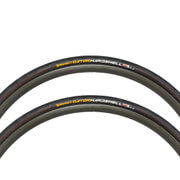 Continental Gatorskin Hardshell Clincher Road Tyre Twin Pack
