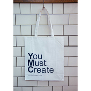 YMC Men's Tote Bag - White