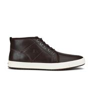 Rockport Men's PTG Mid Oxford Boots - Dark Brown