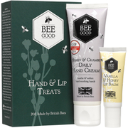 Bee Good Try Me Hand and Lip Treats Kit (Worth £13.75)